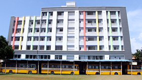 Swami Vivekanand International School in Gorai